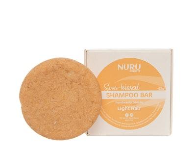 Nuru Beauty Sun-kissed Shampoo bar