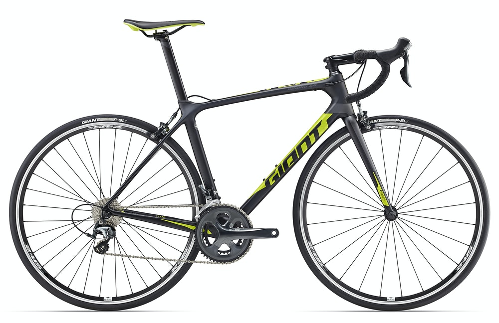 Giant TCR Advanced 3 2017 BikeExchange