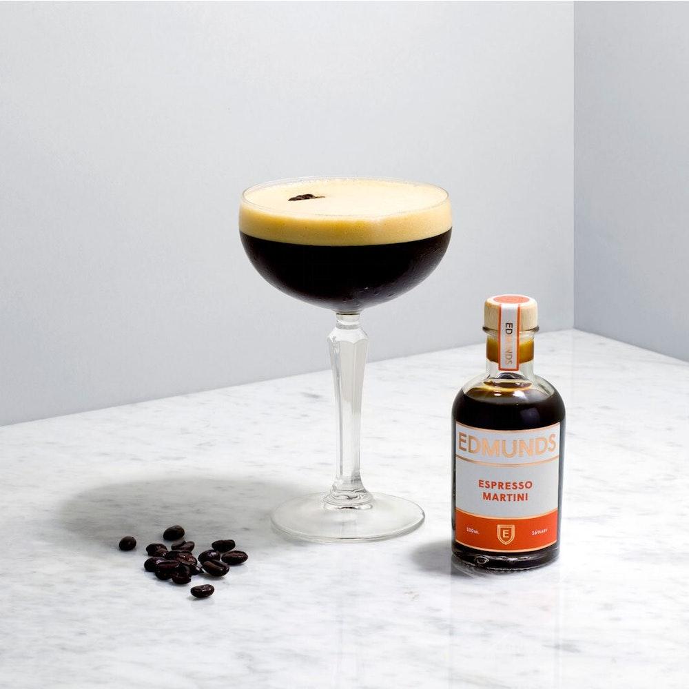 Edmunds Cocktails Espresso Martini (box Of 6 Cocktails)