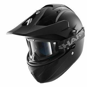 Shark Explore-R Helmet (Matt Black)