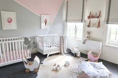 Twins' Nursery | Get The Look