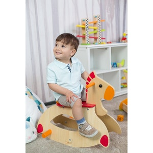 Lifespan Kids Rocking Horse by Classic World