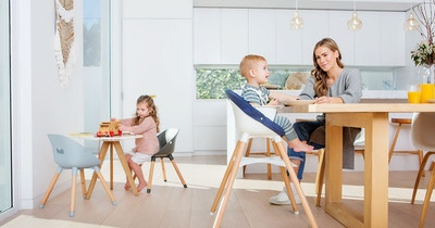 How to make mealtimes fun with a high chair