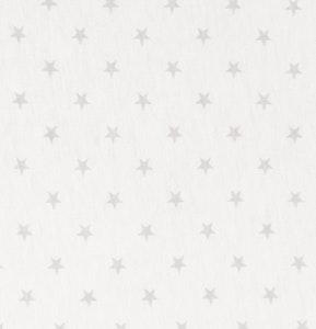 Baby Wrap - Stretch Cotton Jersey: GREY STARS