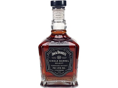 Jack Daniel's Single Barrel Old No. 7 Tennessee Whiskey 700mL