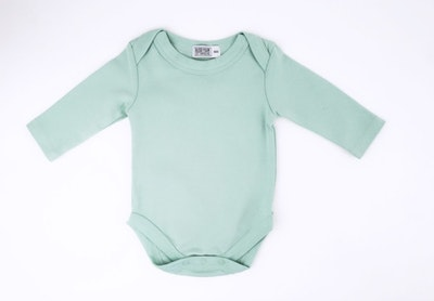 Mint Onesie - Long Sleeve