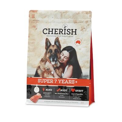 CHERISH Super 7+ Years Dog Food