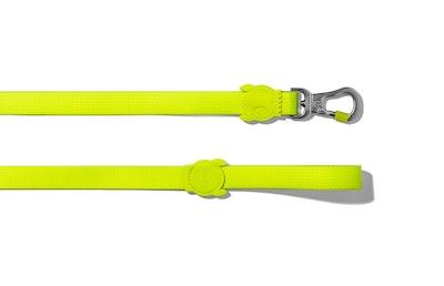 Zee Dog Neopro Adjustable Easy To Clean Dog Leash Yellow - 2 Sizes