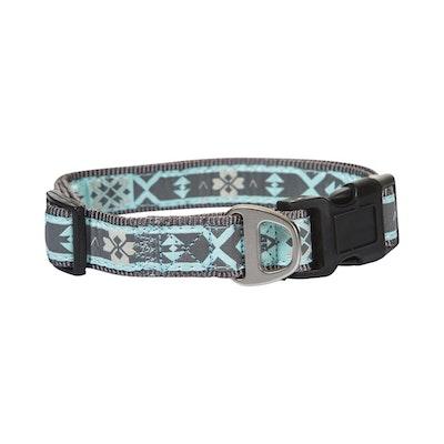 Hamish McBeth Blue Swimmable Dog Collar
