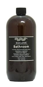 Euclove Bathroom Cleaner 1 litre refill