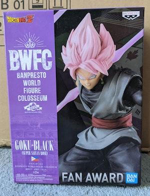 Dragon Ball Super - Goku Black (Super Saiyan Rose) Figure