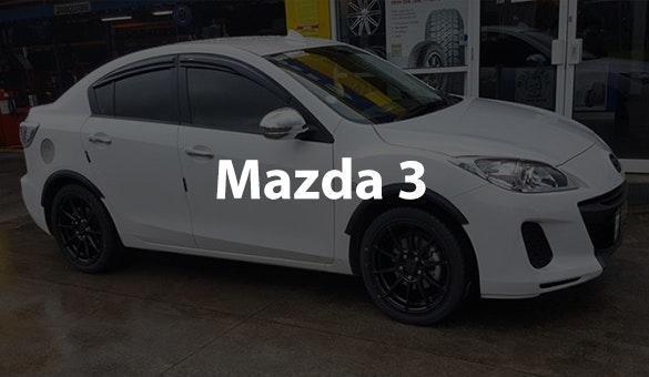 Bob Jane T-Marts Mazda 3