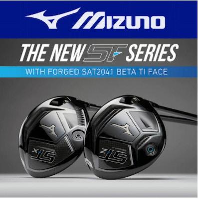 Mizuno launch new ST Series Metal Woods