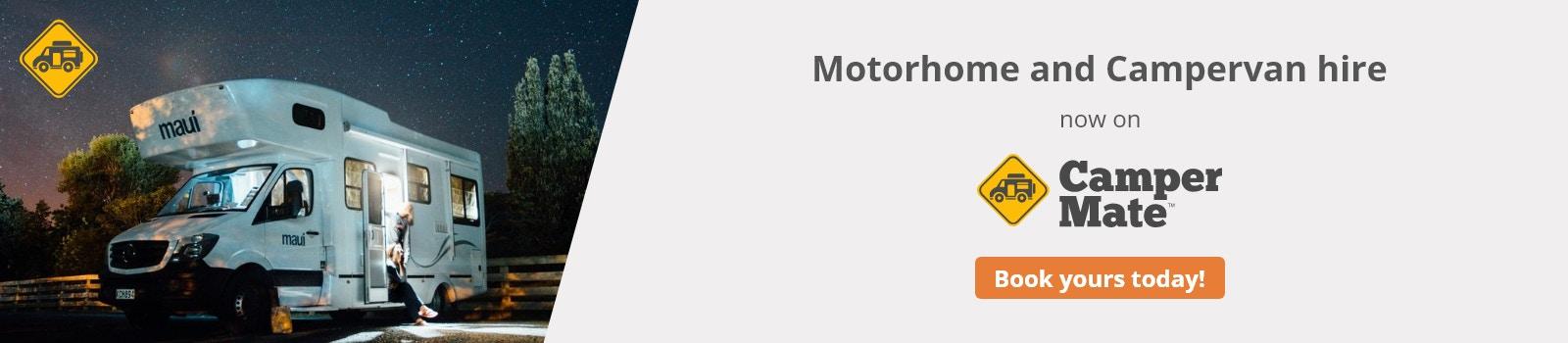 Motorhome and Campervan Hire