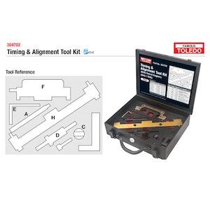 Toledo Timing Tool Kit - BMW