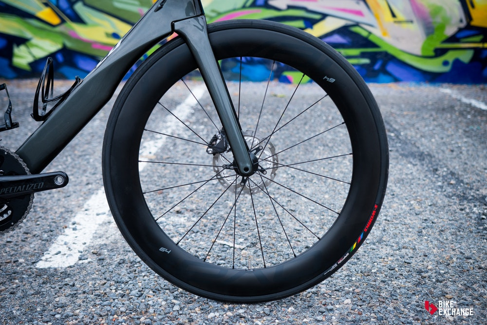specialized venge vias disc ten things to know roval 64 wheels