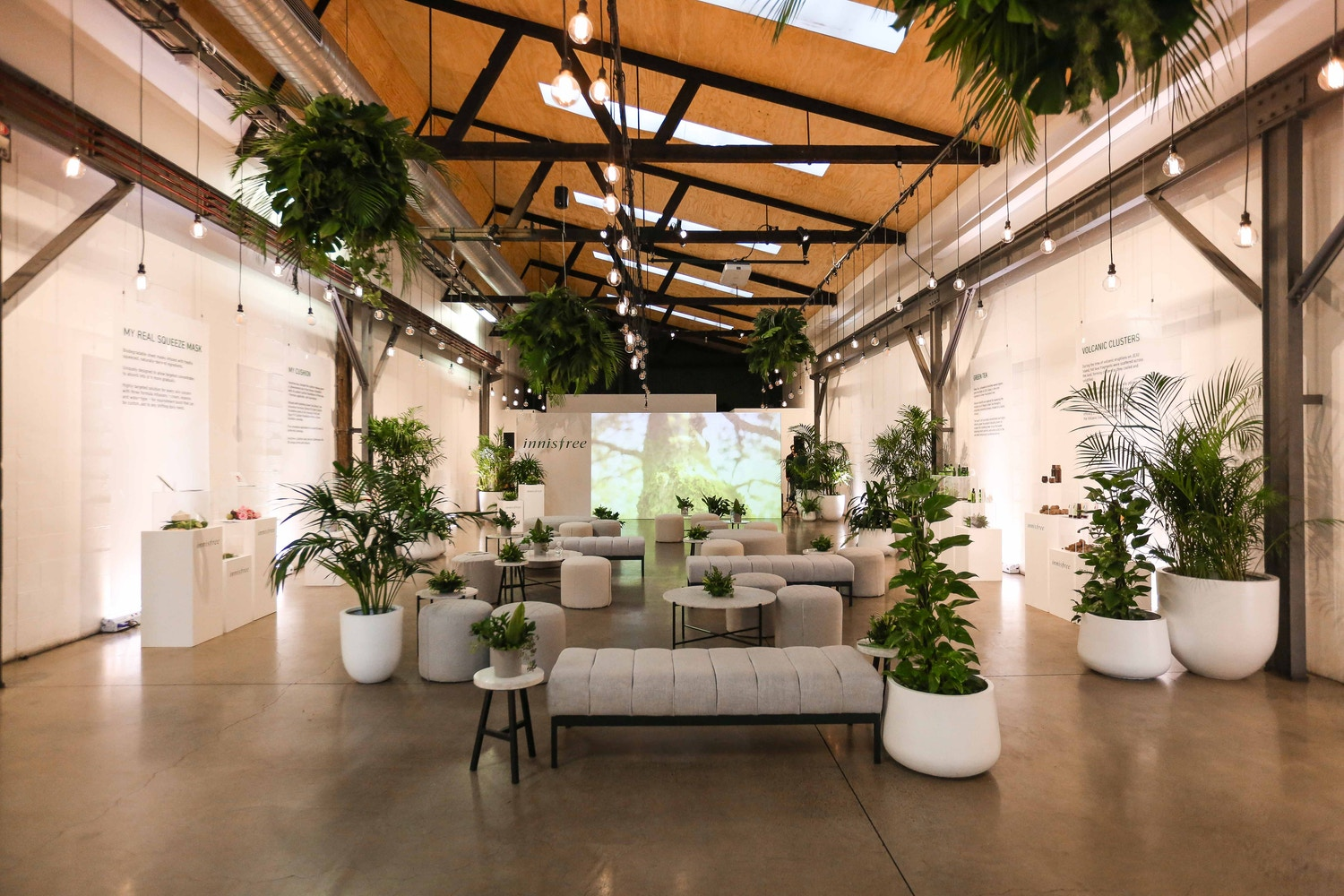 INNISFREE MEDIA LAUNCH IN MELBOURNE