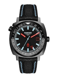 Time+Tide Watches  Bamford x Time+Tide GMT2