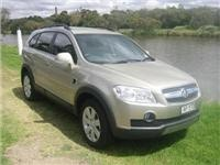 Holdens well priced Captiva SUV diesel is light on fuel long on towing torque