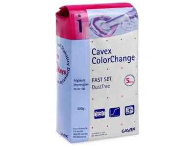 Cavex Colour Change Alginate