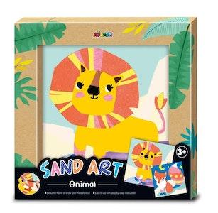 Avenir - Sand Art - Animal