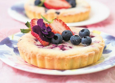 NECTAR AND STONE FRANGIPANE DREAM RECIPE