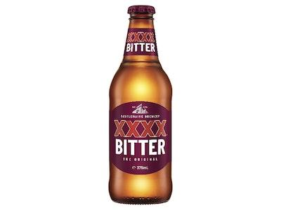 XXXX Bitter Bottle 375mL