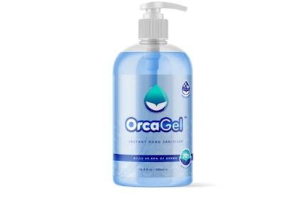 OrcaGel Hand Sanitiser Pump Pack (500ml) (12 Bottles/Carton)