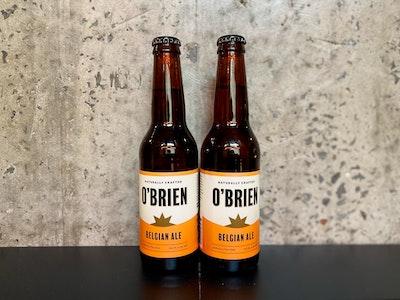 O'Brien Gluten Free Belgian Ale