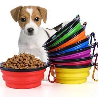 Collapsible Pet Travel Bowl | Daniel's Pet Emporium
