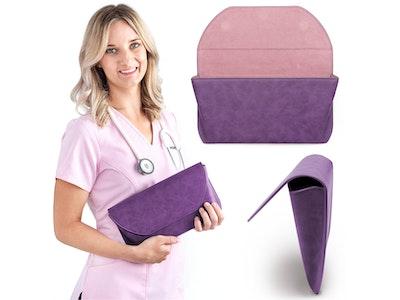 Björn Hall Stethoscope Case – Purple Rain
