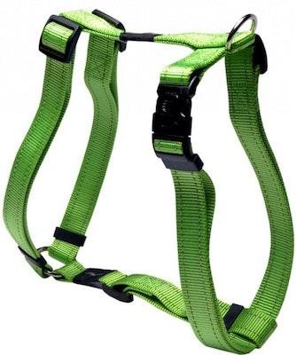 Rogz Classic Harness H Lime
