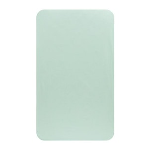 Bassinet Fitted Sheet (LARGE SIZE - 91x54x20cm): MINT