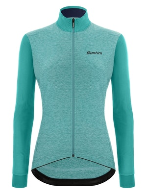 Santini SMS Colore Puro Womens Long Sleeve Jersey