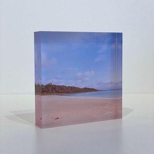 MEELUP MORNING - Acrylic Desk Block
