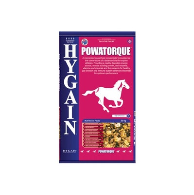 Hygain Powatorque Horse Performance Feed Supplement 20kg