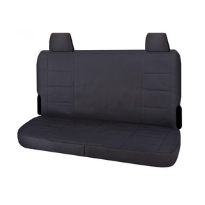All Terrain Car Seat Covers For Toyota Landcruiser Vdj70 Series Troop Carrier 4X4 Wagon/Dual Cab 2008-2020 | Charcoal