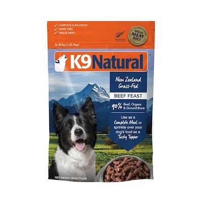 K9 Natural Beef 500G