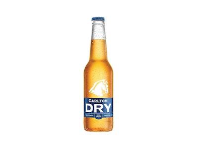 Carlton Dry Bottle 355mL