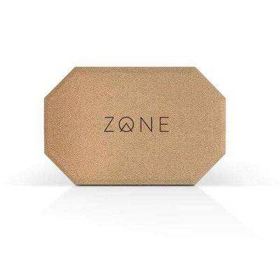 Upward Dog Zone Cork Yoga Block