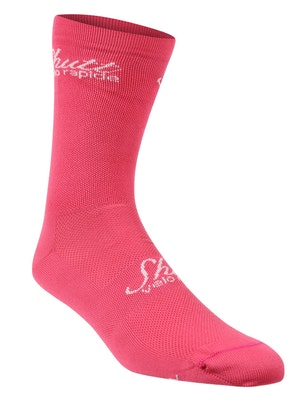 Shutt Velo Rapide Pink Cycling Socks