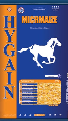 Hygain Micr Maize Flakes Horse Feed Supplement 20kg