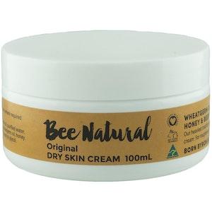 Bee Natural Original DRY SKIN CREAM - 100mL & 400mL