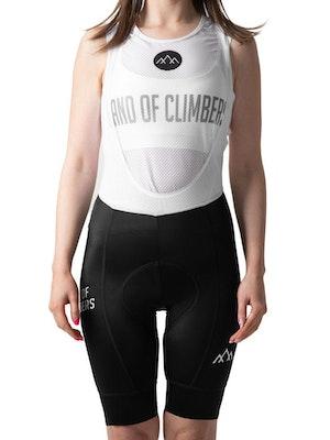 Band of Climbers Women's Helix Pro Bib Shorts - Black