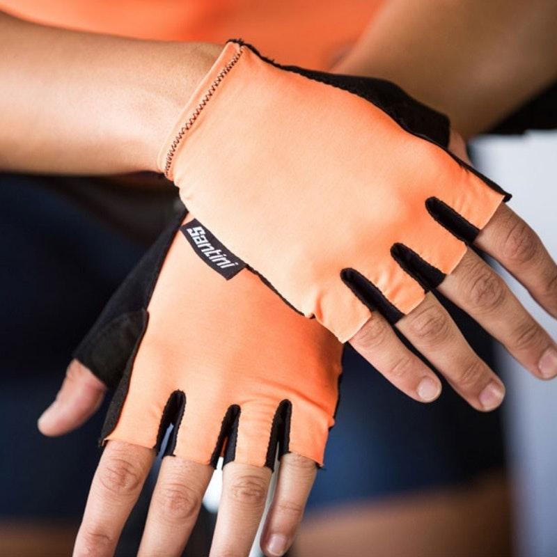 Classe Gloves Fluro Orange
