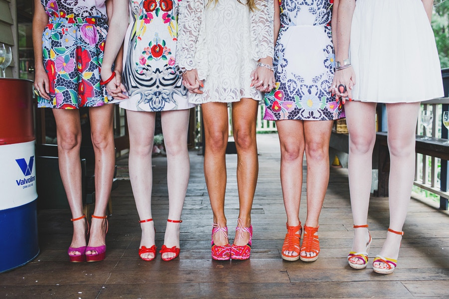 THE LATEST TRENDS FOR BRIDESMAIDS