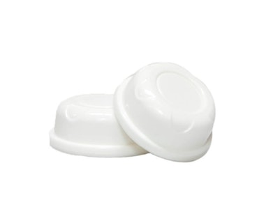 Bottle Caps and Travel Seals 2 pack- Wide Neck