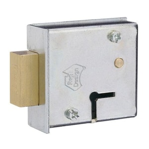 Ross 6 Lever Key Operated Safe Lock 102 with 2 Keys