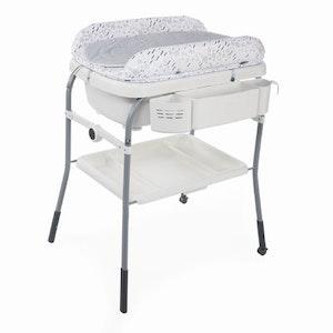 Chicco Bath: Cuddle & Bubble Cool Grey