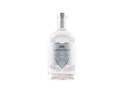 Lawrenny Saint Clair Vodka 700mL